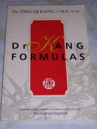9787538423969: Dr Kangs Formulas