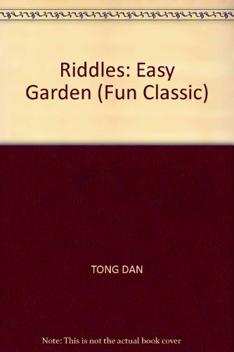Riddles ( Easy Park Fun Classic Edition ) : Tong Dan 118(Chinese Edition): TONG DAN