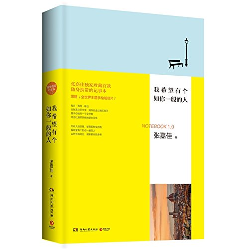 9787540467074: Wish There Is A Person like You (Chinese Edition)