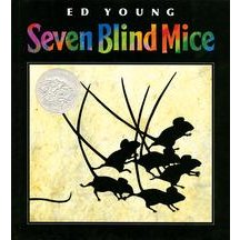 9787543468856: Seven Blind Mice (Chinese Edition)