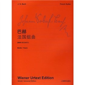 9787544402002: Bach s French Suites (paperback)