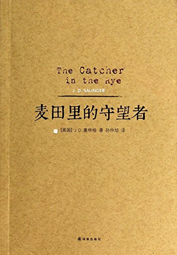 an analysis of jerome david salingers novel the catcher in the rye Jerome david salinger  only continued from catcher in the rye, blooming from  a field, holding in much, into a family made of glass  the grammar of the poem  clearly supports that interpretation  read the book again.