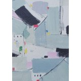 9787546136509: Creative Notebook: Wu Guanzhong artistic style notes City(Chinese Edition)