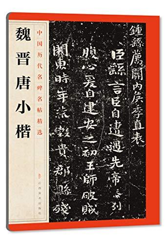 9787548042273: 魏晋唐小楷/中国历代名碑名帖精选