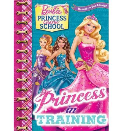 9787549205417: [ Barbie Princess Charm School: Princess in Training (Barbie (Golden Books)) ] By Man-Kong, Mary ( Author ) [ 2011 ) [ Paperback ]