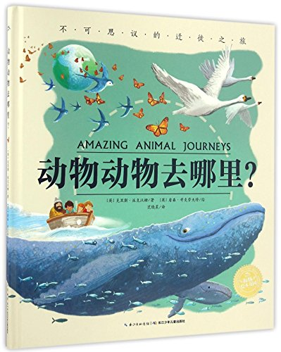 9787556045365: Where do Animals Go (hardcover) (Chinese Edition)
