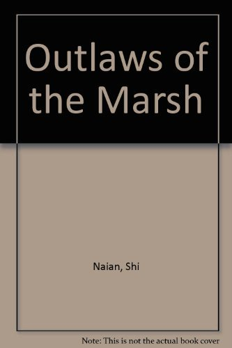 9787560001685: Outlaws of the Marsh
