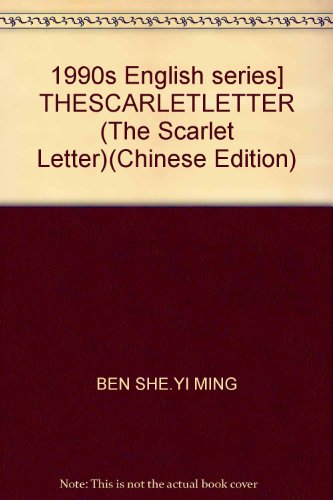 1990s English series] THESCARLETLETTER (The Scarlet Letter)(Chinese: BEN SHE.YI MING