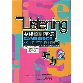 9787560017778: Listening 2 (Cambridge. fluent in English)