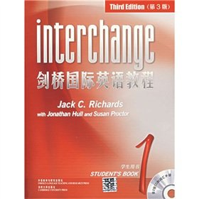 Interchange Third Edition Student Book 1 With Cd