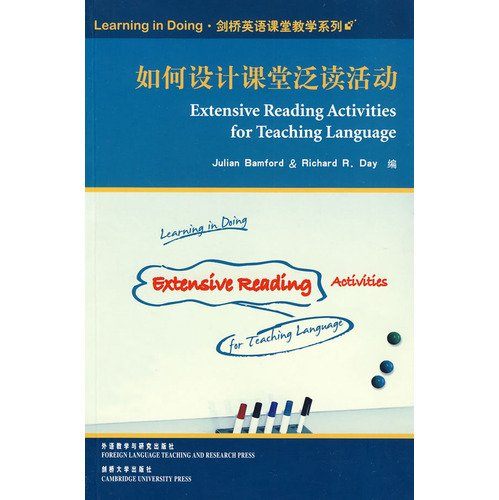 Extensive Reading Activities for Teaching Language (Learning: RICHARD R.DAY JULIAN