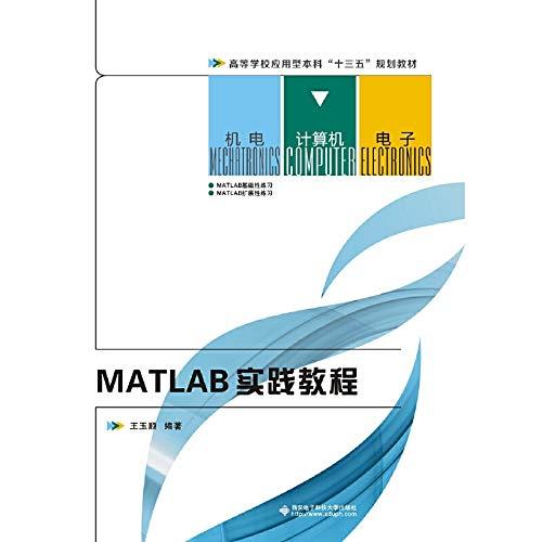 MATLAB practice tutorial(Chinese Edition): WANG YU SHUN