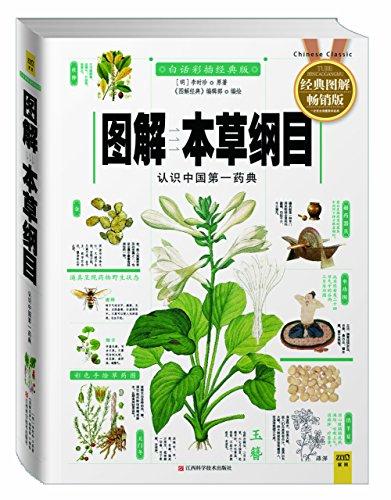 9787561337707: Illustration of Bencao Gangmu (Chinese Edition)