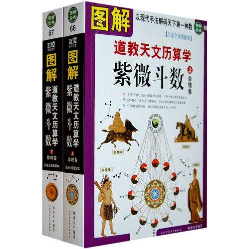 Graphic Book of Taoism Astronomical Calendar Purple: Lin Geng Fan