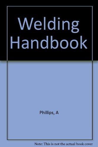 Welding Handbook - Fourth Edition - Section
