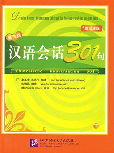 9787561916452: Chinesische Konversation 301 Vol. 2