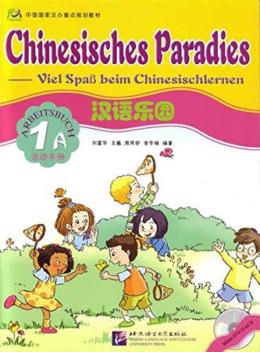 9787561917015: Chinesisches Paradies vol.1A - Arbeitsbuch