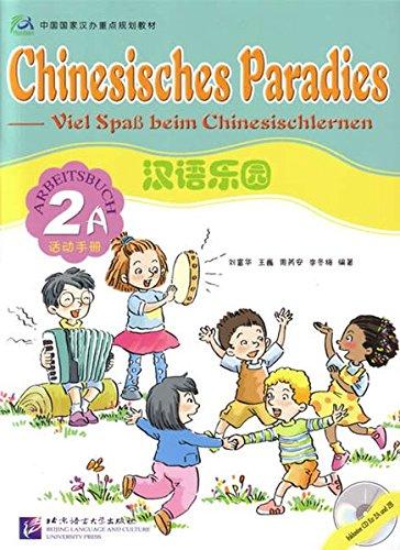9787561917206: Chinesisches Paradies Vol. 2A - Arbeitsbuch