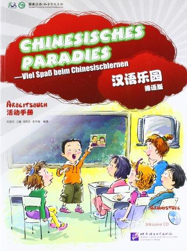 9787561924334: Chinesisches Paradies - Grundstufe - Arbeitsbuch (+Audio-CD)