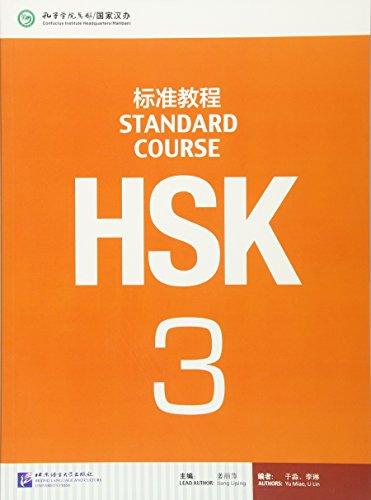 9787561938188: HSK. Standard course. Per le Scuole superiori: HSK Standard Course 3 - Textbook [Lingua inglese]