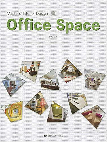 Masters Interior Design 1: Office Space (Hardback)