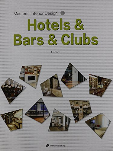 Masters Interior Design 3: Hotels Bars Clubs (Hardback)