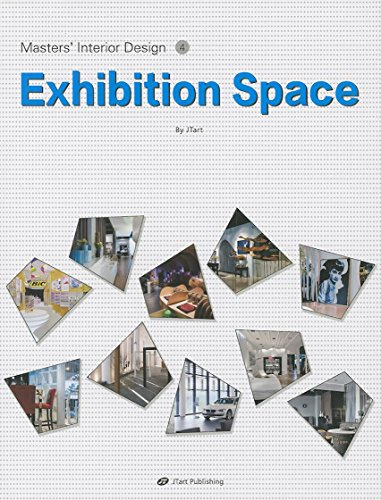 Masters Interior Design 4: Exhibition Space: JTart