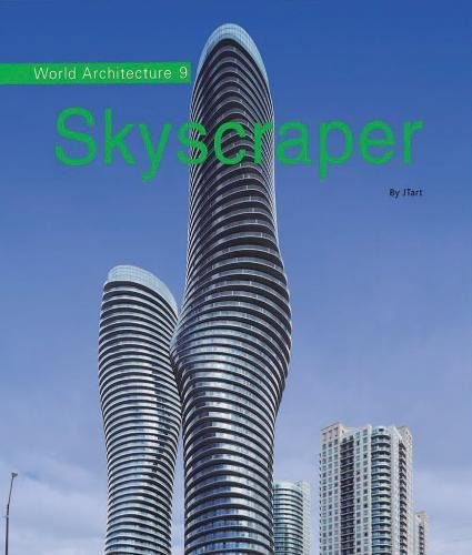 9787562339717: World Architecture 9: Skyscraper (English and Chinese Edition)