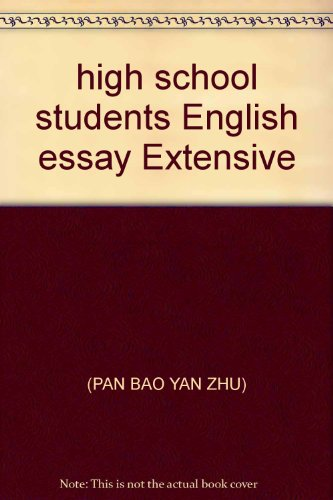 Genuine Sale Students English essay Extensive Reading ( library : C-001)(Chinese Edition): BEN SHE