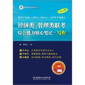 2013 - economy class management class entrance: WANG CHENG BIAN