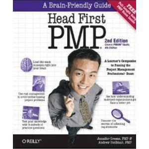 9787564115227: Head First Pmp: A Brain-Friendly Guide to Passing the Project Management Professional Exam