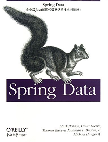 9787564142001: Spring Data: Modern Data Acess for Enterprise Java(Chinese Edition)