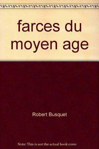 9787630004578: Farces du Moyen-Âge