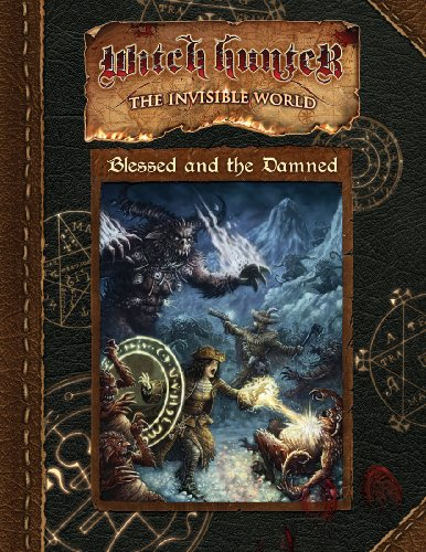 9787770057403: Blessed and the Damned (Witch Hunter, PCI2408)