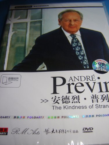 9787799113654: Andre Previn - The Kindness of Stranger / Region 6 DVD / Concert DVD / 90 Running Minutes