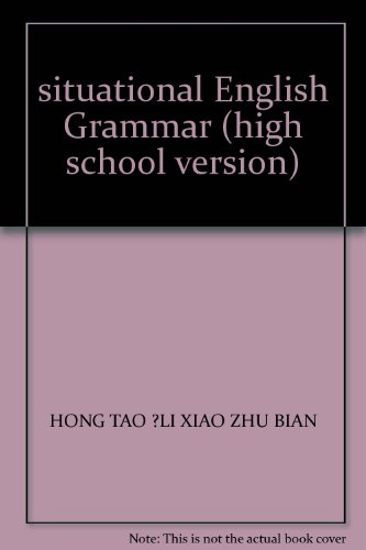 9787800056635: situational English Grammar (high school version)