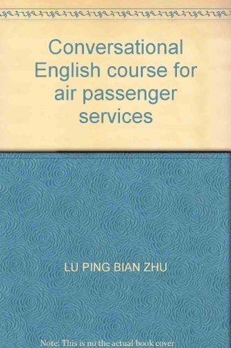 Civil Aviation spoken English teaching Cheng Luping 9787801106827 China Civil Aviation Press(...