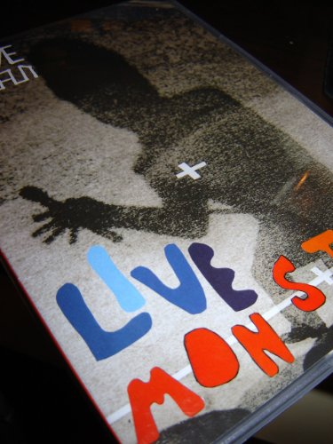 9787801416780: Dave Gahan / Live Monsters / Recorded Live At The Olympia, Paris, 5th, July 2003 / Live Monsters A Short Film Includes Interviews With all Band members / Paper Menu Included / Region 2 PAL DVD / Audio: English / Starring: Dave Gahan
