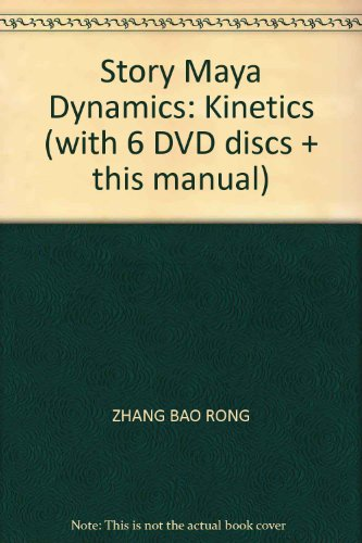Mava the Story Dynamics kinetics articles (attached: ZHANG BAO RONG