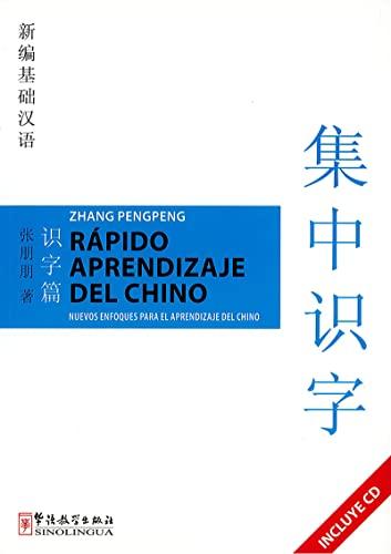 Rapido aprendizaje del chino. Incluye Cd: Pengpeng, Zhang