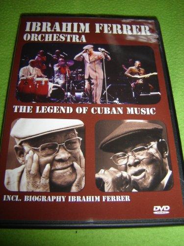 9787802192690: Ibrahim Ferrer Orchestra - The Legend Of Cuban Music