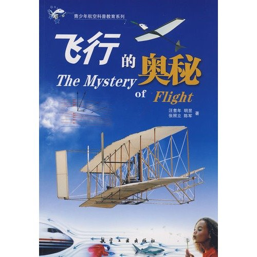 flight mysteries (paperback): WANG QI NIAN