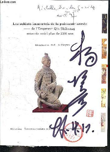 Emperor Qin Shihuang's Eternal Terra-cotta Warriors and: Shaanxi Historical Relics