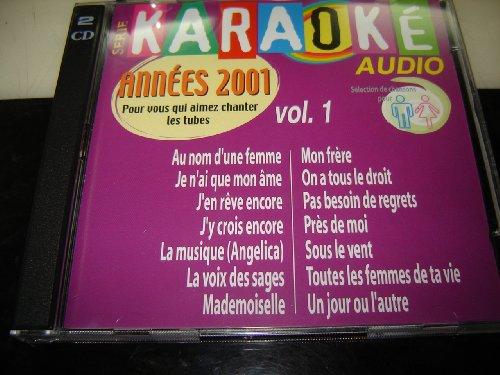 Serie Karaok Annees 2001 / Audio /: Various