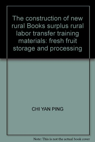 Genuine Books Books 9787807626312 new countryside construction of rural surplus labor transfer ...