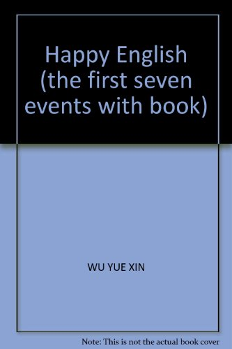 9787810424073: Happy English (the first seven events with book)