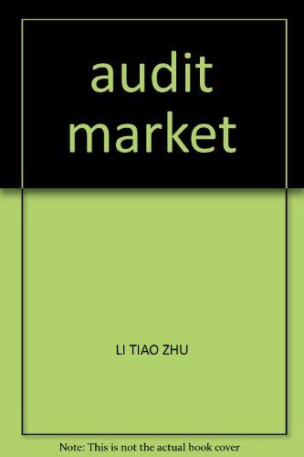 9787810983396: audit market