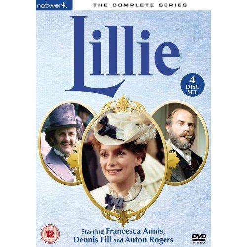 9787811362572: Lillie: Complete Series [Region 2]