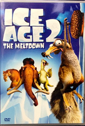 9787885796594: ICE AGE 2 THE MELTDOWN By Twentient Century FOX Version Dvd~brand New~factory Sealed~in Korean,cantonese,mandarin & English w/ Chinese,korean,thai & English Subtitle (Imported From Hong Kong) Region 3