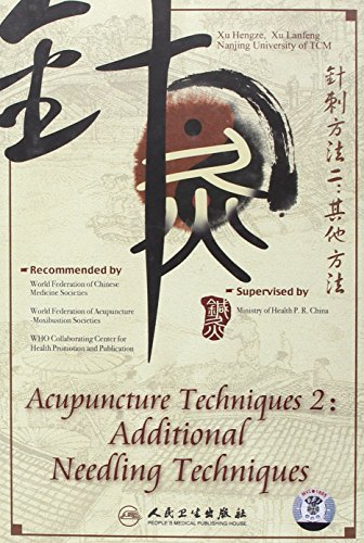 Acupuncture and Moxibustion Techniques: Additional Needle Techniques Disk B: Xu Hengze, Xu Lanfeng
